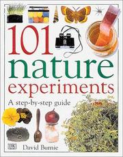 Cover of: 101 Great Nature Experiments
