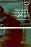 Cover of: Classicisme i renaixement