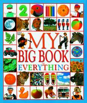 Cover of: My Big Book of Everything