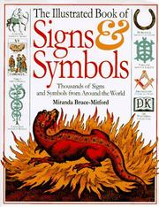 Cover of: The book of signs & symbols