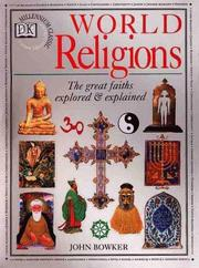 Cover of: World religions | John Westerdale Bowker