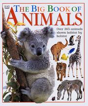 Cover of: The big book of animals