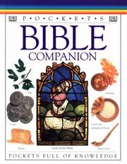 Cover of: Bible companion
