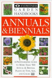 Cover of: Eyewitness Garden Handbooks | Alan Toogood