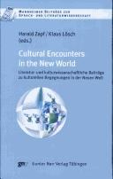 Cover of: Cultural encounters in the New World |