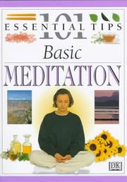 Cover of: Basic meditation | Naomi Ozaniec