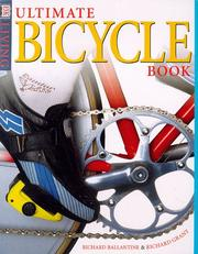 Cover of: Ultimate bicycle book