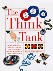 Cover of: think tank | Ivan Moscovich