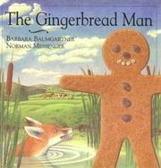 Cover of: The gingerbread man