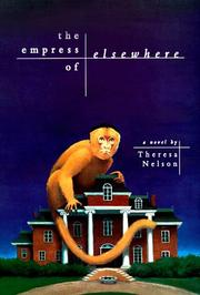 Cover of: The Empress of Elsewhere