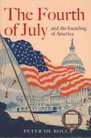 Cover of: Fourth of July | Peter De Bolla