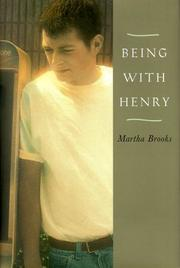 Cover of: Being with Henry