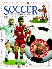 Cover of: Ultimate soccer