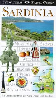 Cover of: Eyewitness Travel Guide to Sardinia | Fabrizio Ardito