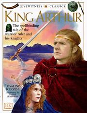 Cover of: King Arthur | Rosalind Kerven