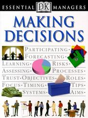 Cover of: Making decisions