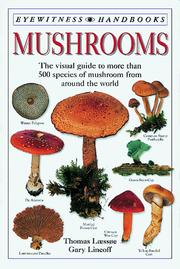Cover of: Mushrooms | Thomas LaessГёe