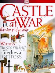 Cover of: Castle at war | Andrew Langley