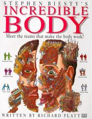 Cover of: Stephen Biesty's incredible body
