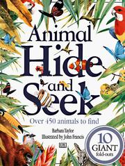 Cover of: Animal hide and seek | Taylor, Barbara