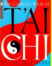 Cover of: The complete book of t'ai chi
