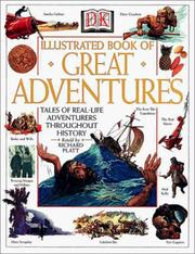 Cover of: DK Illustrated Book of Great Adventures | DK Publishing