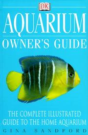 Cover of: Aquarium