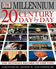 Cover of: 20th century day by day