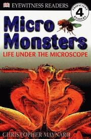 Cover of: Micromonsters