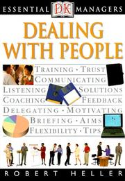 Cover of: Dealing with people
