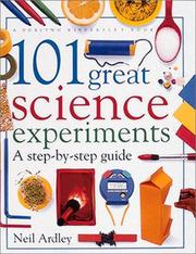 Cover of: 101 great science experiments