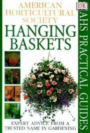 Cover of: Hanging Baskets