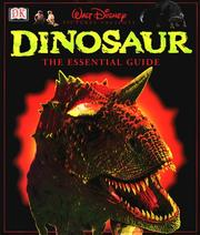Cover of: Walt Disney Pictures presents dinosaur, the essential guide