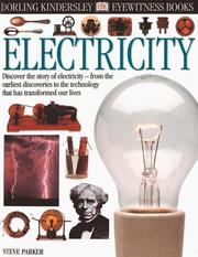 Cover of: Electricity