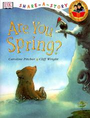 Cover of: Are you spring?