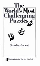 Cover of: The world's most challenging puzzles
