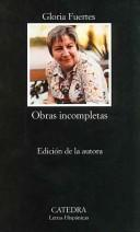 Cover of: Obras incompletas