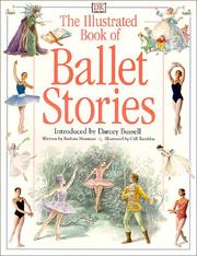 Cover of: The illustrated book of ballet stories