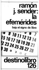 Cover of: La efemérides