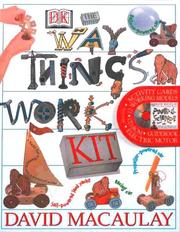Cover of: A guide to the way things work | David Macaulay