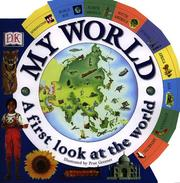 Cover of: My World | Anne Millard, Prue Greener