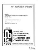 Cover of: Proceedings of the Thirteenth International Conference on Fluidized Bed Combustion