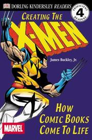 Cover of: Creating the X-men | Buckley, James