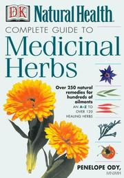 Cover of: Complete guide to medicinal herbs