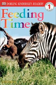 Cover of: Feeding Time | Linda Martin