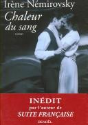 Cover of: Chaleur du sang