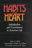Cover of: Habits of the heart |