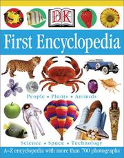 Cover of: DK First Encyclopedia | Mary Ling