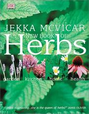 Cover of: New book of herbs