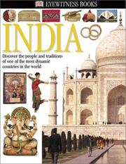 Cover of: India (Eyewitness Books)
